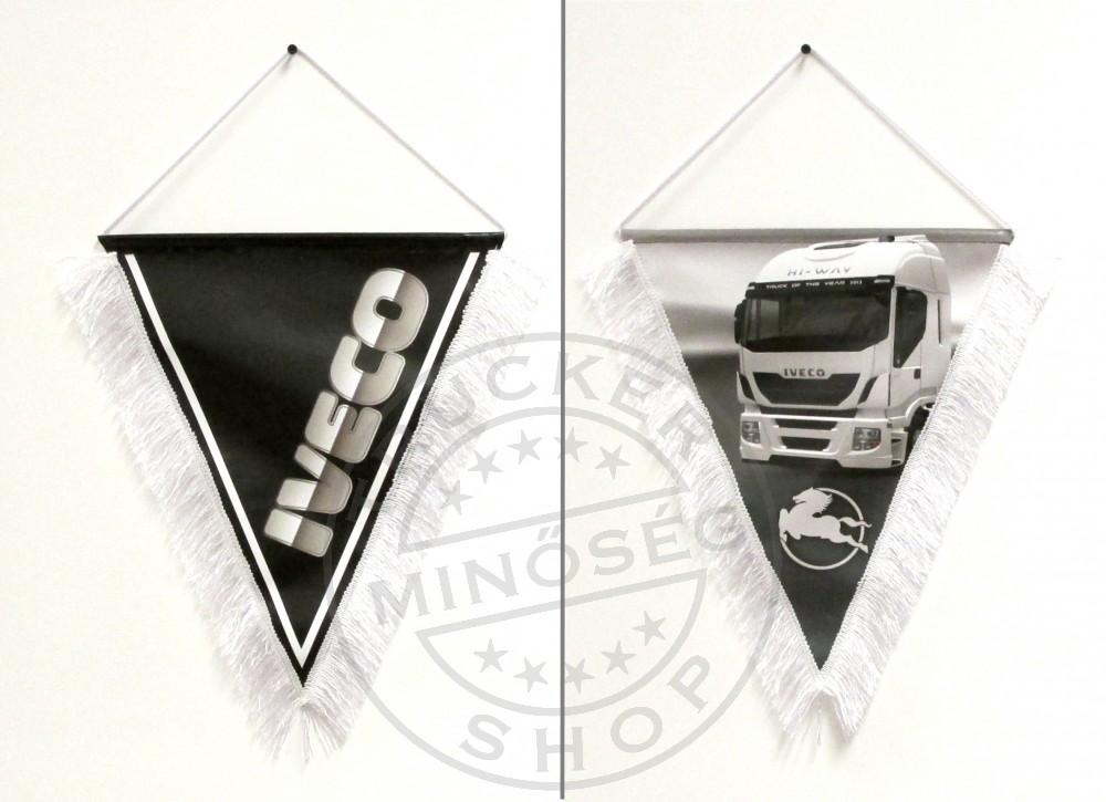 IVECO háromszög zászló