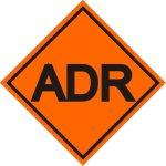 ADR matrica 10x10cm