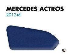Mercedes ajtó borítás ACTROS 2011-től kék