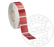 3M fényvisszaverő szalag piros E jelzett szakaszolt