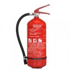 Tűzoltó készülék ABC 6 kg