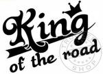King of the Road matrica fekete
