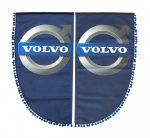Luxus VOLVO függöny oldalablakra KÉK
