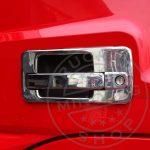 Mercedes Axor inox ajtókilincs dísz párban