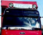 Ford inox tetőkonzol RÖVID