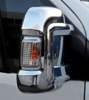 Krómozott tükör borítás Citroën Jumper 2006-tól JOBB