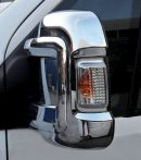 Krómozott tükör borítás Fiat Ducato 2006-tól BAL