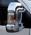 Krómozott tükör borítás Fiat Ducato 2006-tól JOBB