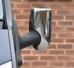Krómozott tükör borítás Ford Transit 2006-2013 BAL