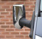 Krómozott tükör borítás Ford Transit 2006-2013 JOBB