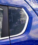 Scania S inox ablak díszkeret párban