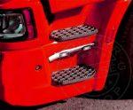 Scania S / R inox lépcsőkonzol