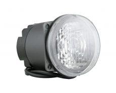 LED nappali menetjelző (DRL) 12/24V kerek beépíthető