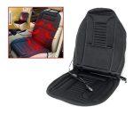 Fűthető ülésvédő 24V 60W EXTRA fekete