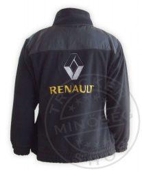 Renault polár dzseki fekete XXL