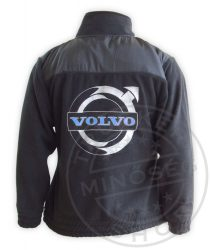 Volvo polár dzseki fekete XL