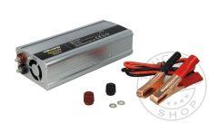 Inverter / Áramátalakító 24V 800W