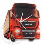 MAN design kamionos falióra