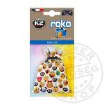 Illatosító K2 ROKO HAPPY NEW CAR