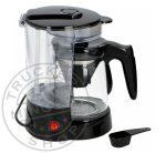 Kávéfőző 6 csészés 24V 300W