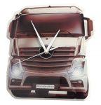 MERCEDES design kamionos falióra