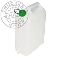 Vizes kanna műanyag csapos 20 L