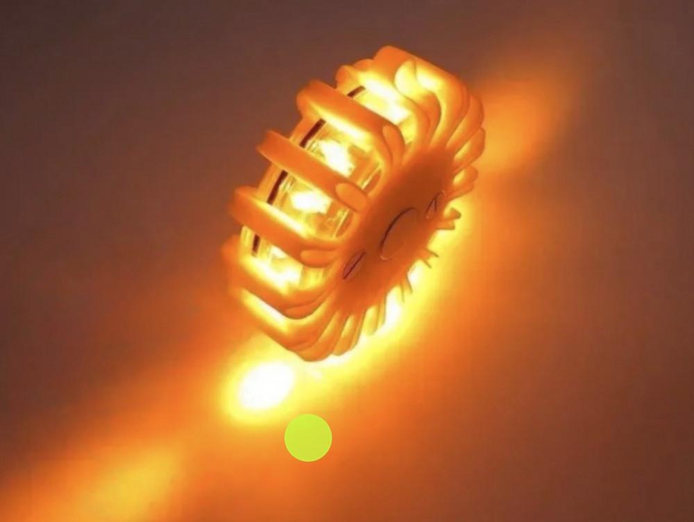 Biztonsági villogó lámpa a Truckshop kínálatában