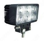 Munkalámpa 6 LED-es (110x60mm) terítő fény