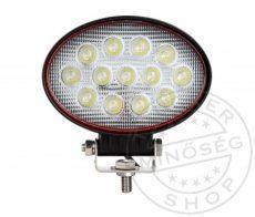 Munkalámpa 13 LED-es ovál terítő fény