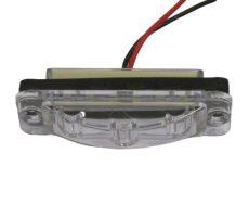 LED rendszám megvilágítás süllyeszthető 12/24V