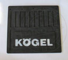 Sárfogó gumi 400x400mm KÖGEL