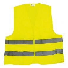 Jólláthatósági mellény sárga