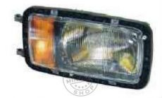 Mercedes 1113-3850 SK fényszóró JOBB BÚRA