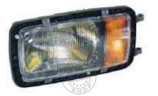 Mercedes 1113-3850 SK fényszóró BAL BÚRA