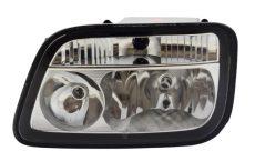 Mercedes Actros II. fényszóró BAL kézi