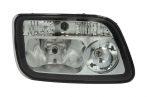Mercedes Actros II. fényszóró JOBB motoros