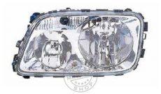 Mercedes MP3 fényszóró BAL BÚRA