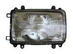 DAF CF65/75/85 fényszóró JOBB