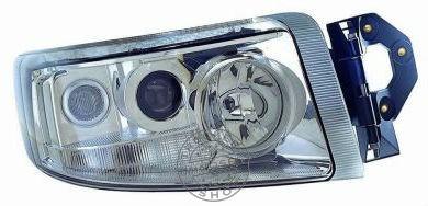 52e7703268 Renault Premium II. fényszóró Jobb króm - TruckerShop - Kamion ...