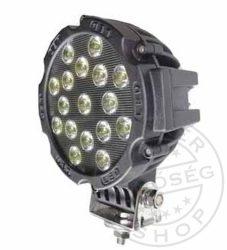 LED fényszóró 51W Fekete