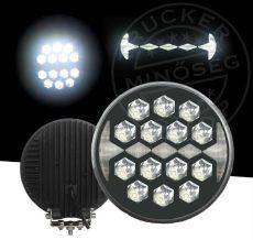 SMD POWER LED távfényszóró helyzetjelzővel 12/24V
