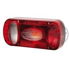 Hátsó lámpa MD JOBB piros búrás