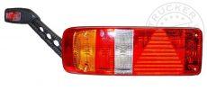 Hátsó lámpa KRONE bal+szélességjelző