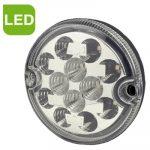 LED lámpa DASTERI fék+helyzet+irány 9-33V