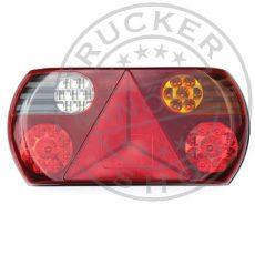 FULL LED hátsó lámpa 5 funkciós Jobb 12/24V