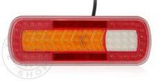 FULL LED hátsó lámpa DINAMIKUS irányjelzővel 12/24V