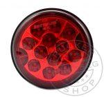 LED lámpa kör ködlámpa 12/24V csatlakozós