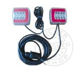 FULL LED vendéglámpa szett átlátszó búrával 12V