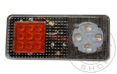 LED traktor index+helyzetjelző 12/24V