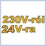 230V-->24V